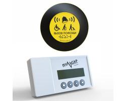 Беспроводная система вызова помощника ПУЛЬСАР Переносной со звуковым оповещением