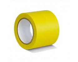 Самоклеящаяся лента для контрастной маркировки 100 мм, 160 мкр. рулон 33м
