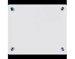 Держатель из оргстекла для таблички 30х42 см